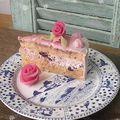 Le rose pastel...