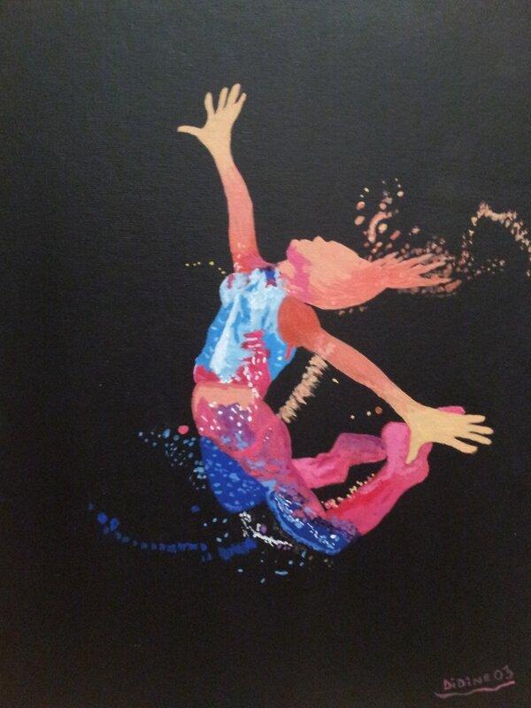 danseuse zumba