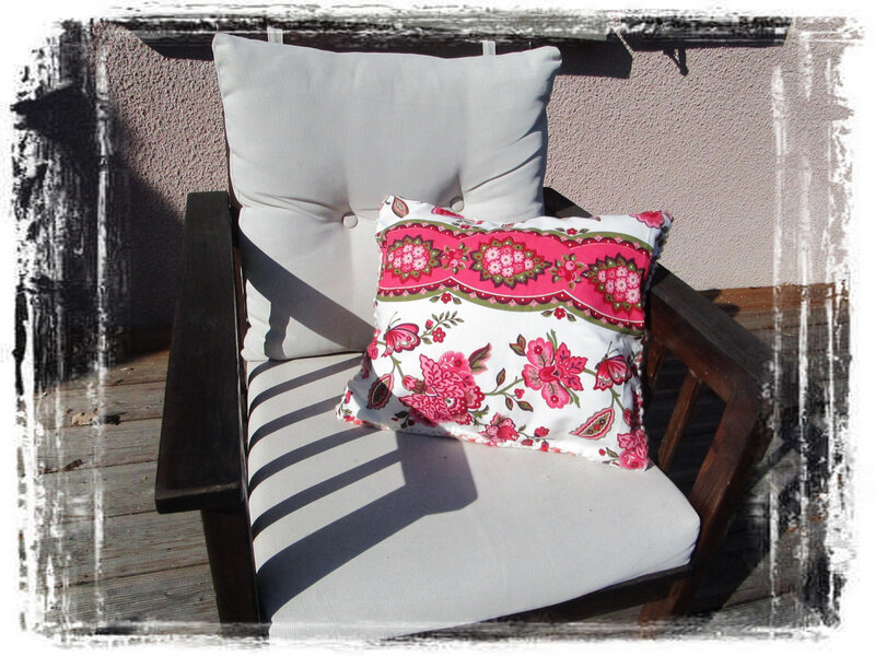 Coussin tricot2