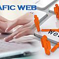 Attirer un nombre important de visiteurs et trafic ciblé sur un site web