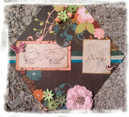 Scrapbooking day n°1