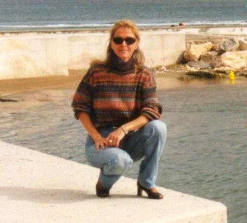 viviane avant 1995 espagne avec paulette -001