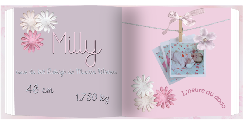 Milly livre 1700
