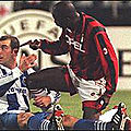 20 novembre 1996 WEAH-COSTA ... COUP DE BOULE