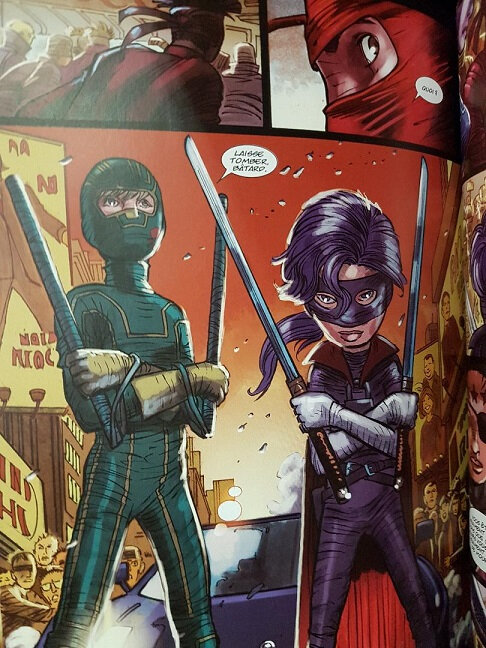 marvel deluxe kick-ass 02 a