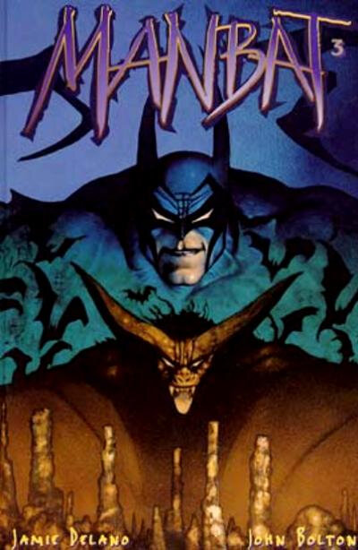 editions USA batman manbat 03
