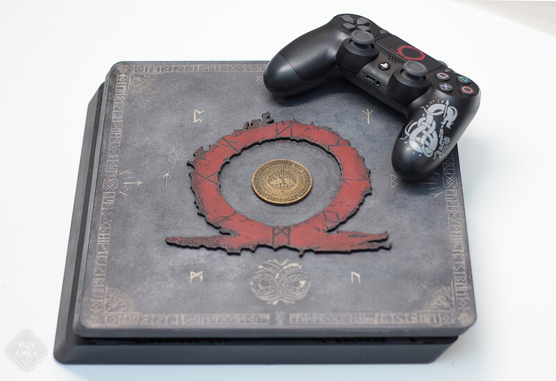 GOD OF WAR PS405
