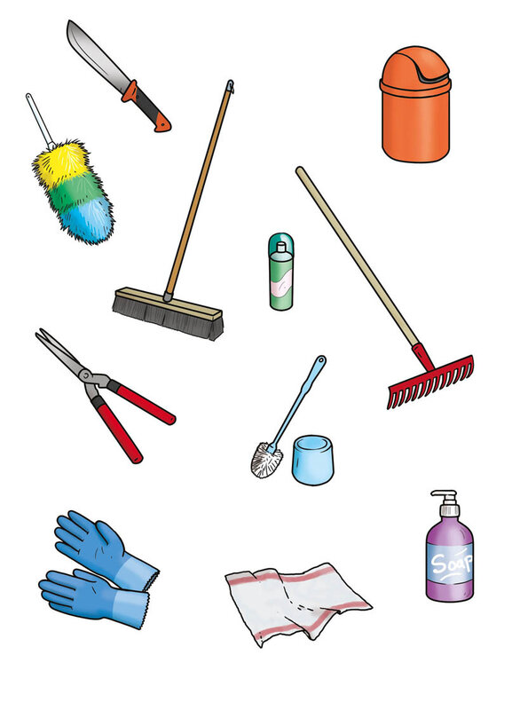 Objets-menage-outils
