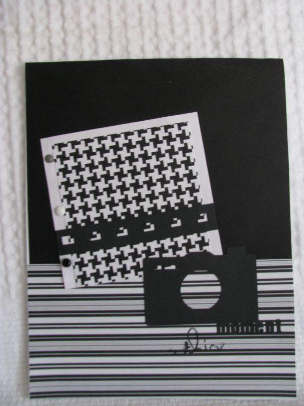 carte anniversaire 2011