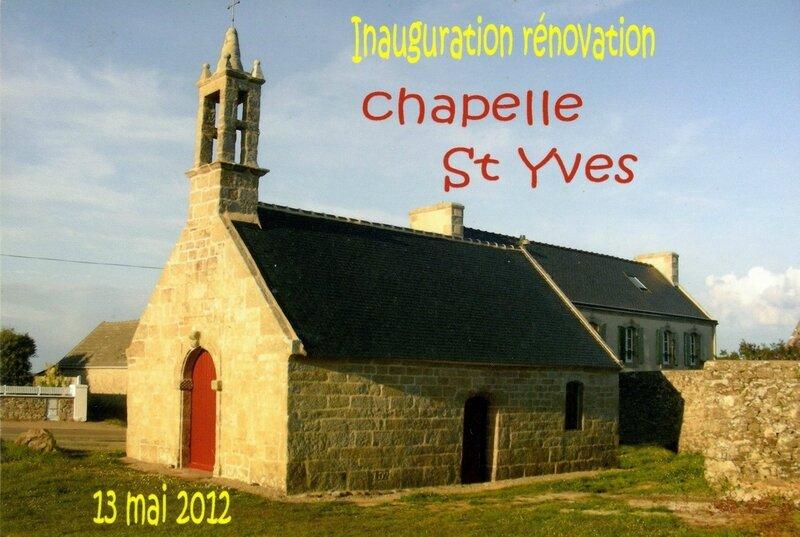 Ch30 - St Yves - Inauguration rénovation 2012
