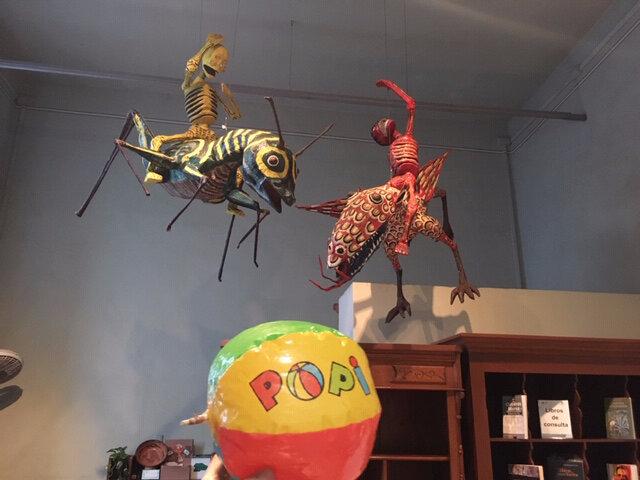 mayapan musee pop
