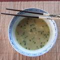 Soupe tropicale au curry