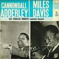 Cannonball Adderley Miles Davis - 1958 - Les Feuilles Mortes (Autumn Leaves) (Blue Note) 45