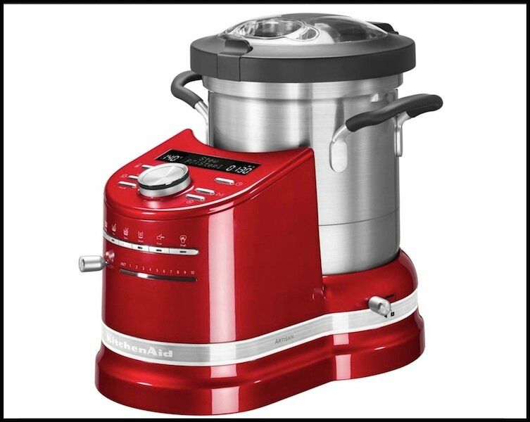 kitchenaid cook processor artisan 2