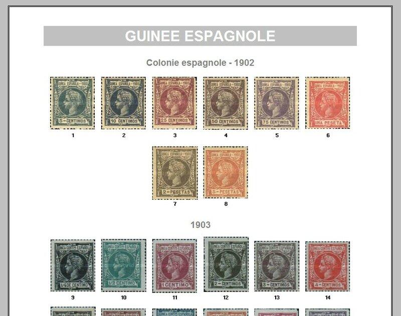 GUINEE ESPAGNOLE
