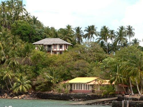 Débarcadère de l'Ile Royale