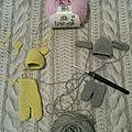 Mini-trio du livre tendre crochet (n°3)
