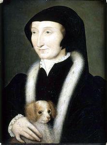 Marguerite d'Angoulême, musée Condé