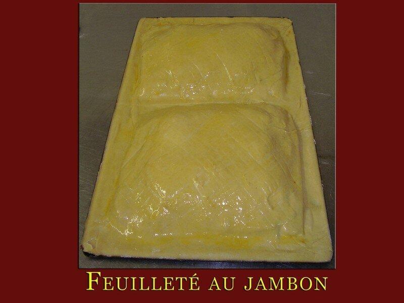 feuillete au jambon copy