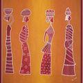 Un de mes premiers tableaux