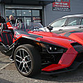 Polaris slingshot sl roadster plein-air