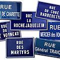 Inventaire des rues vendéennes : les lucs-sur-boulogne (85)