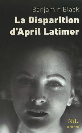 la disparition d april latimer