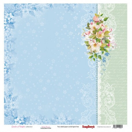 papier-recto-verso-30x30-vintage-bouquet-collection-garden-delights-scrapberrys