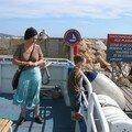 Août 2006 - vacances sur l'île de porquerolles