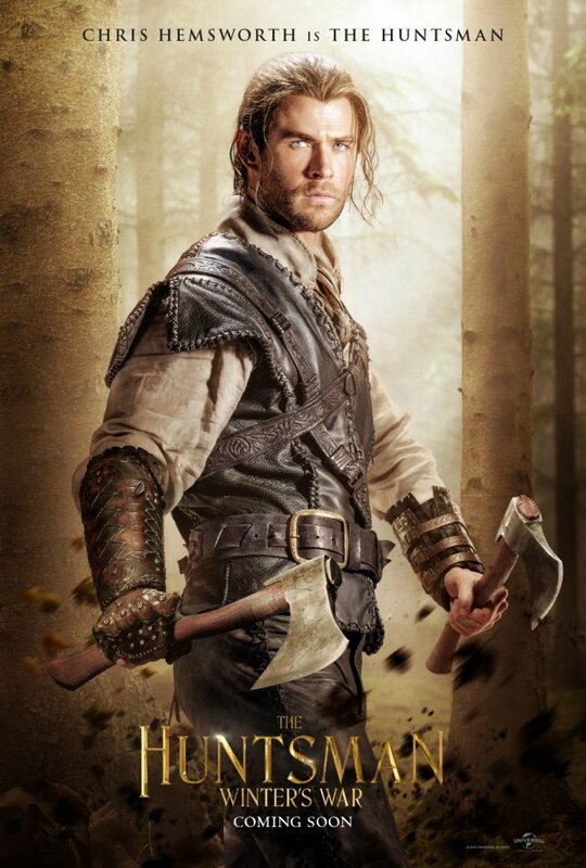 The Huntsman_Winter's War_The Huntsman