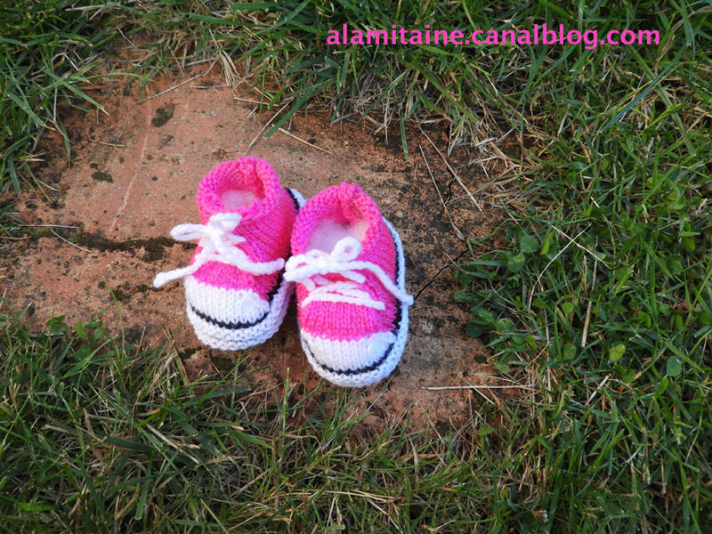 chaussons 168