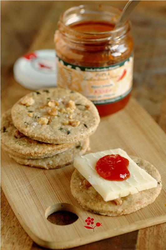 Crackers avoine, noix, huile d'olive, thym & fleur de sel_6