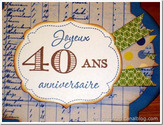 40 ans ter bis