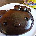 Gâteau au chocolat en poudre - simple et rapide comme j'aime !