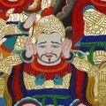 Thangka tibetain