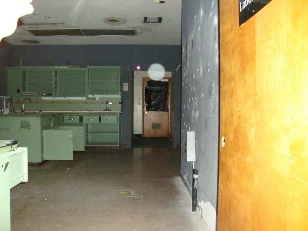 L'Hôpital Tooele ( ASYLUM 49 )