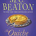 Agatha raisin and the quiche of death (m. c. beaton)