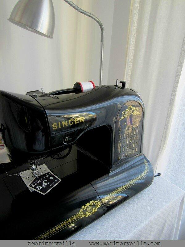 Machine à coudre - Atelier Marimerveille