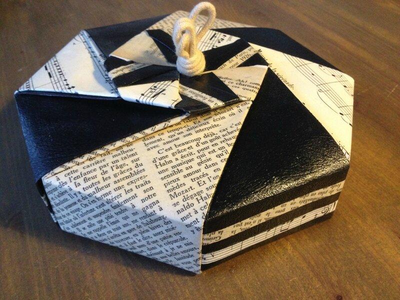 origami r alisations tuto et cr ations d riv es isado. Black Bedroom Furniture Sets. Home Design Ideas