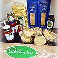 le soleil de l'italie dans vos recettes avec mon partenaire dalmasso