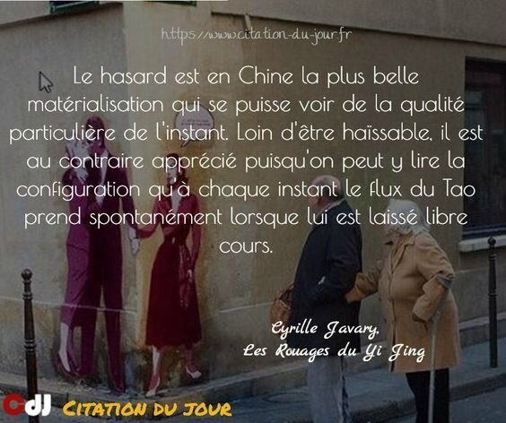 Citation Cyrille Javary