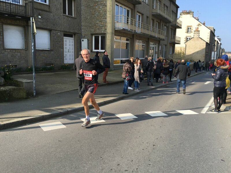 Athletic Club Avranches course 10km 2016 coureurs Bayard