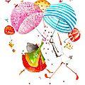 Saut en parapluie