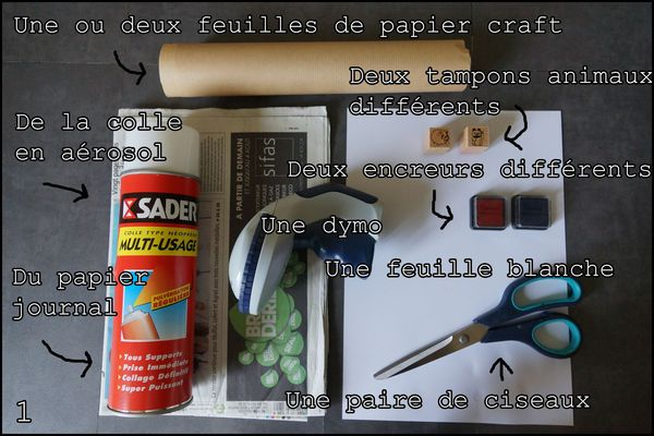 DIY Bons points 1