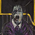 'screaming pope' by bacon to lead sotheby's sales of works from the richard e. lang and jane lang davis collection