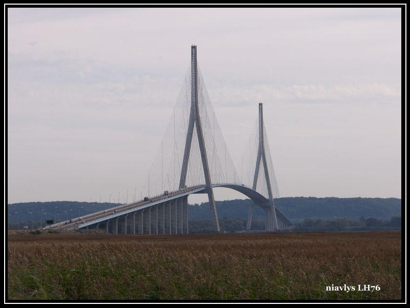 Pont de Normandie Le Havre Honfleur