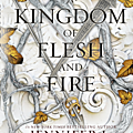 {cover reveal} - from blood and ash#2 : a kingdom of flesh and fire, jennifer l. armentrout