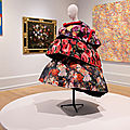 Bilbao fine arts museum exhibits a work by the designer rei kawakubo