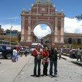 Ayacucho, mon dernier week end
