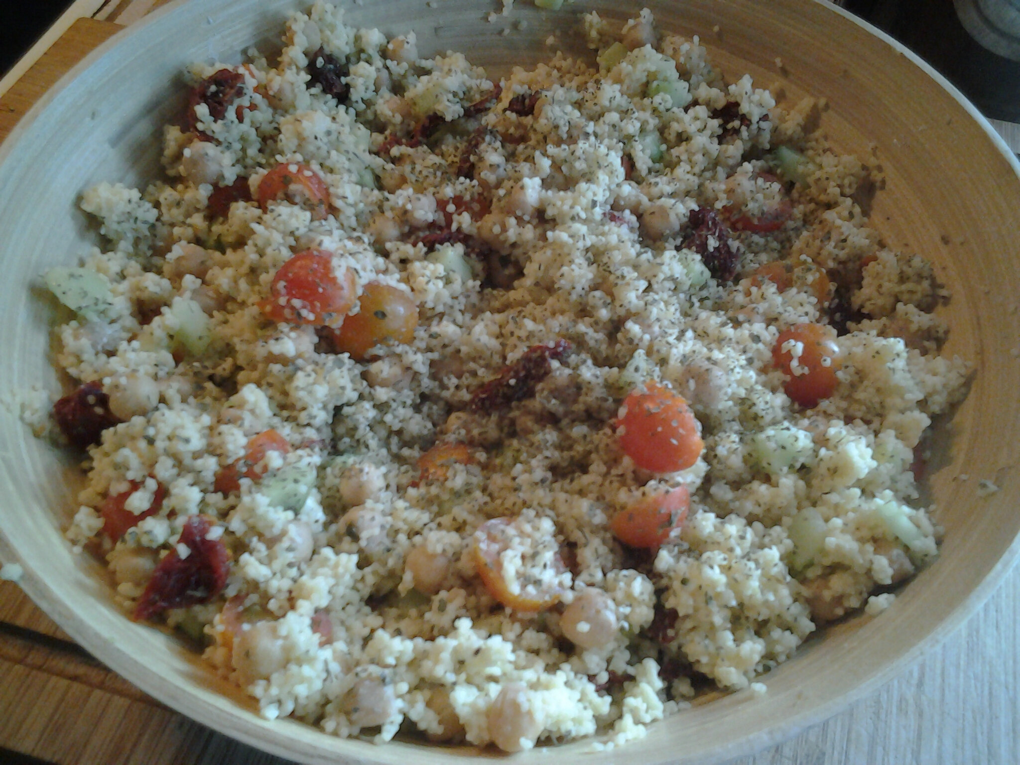 Coucous froid